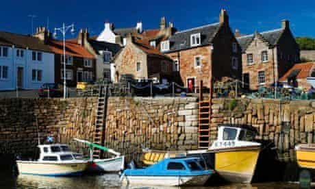 Let's move to East Neuk