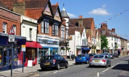 High Street, Ware, Hertfordshire