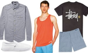 Men's holiday wardrobe
