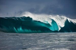 Incredible waves: Reef break in Western Australia dubbed Cyclops