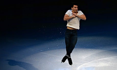 Figure skating essay
