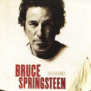 Springsteen: Magic album cover