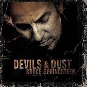 Springsteen: Devils & Dust album cover