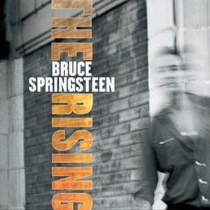 Springsteen: The Rising album cover
