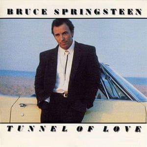 Springsteen: Tunnel Of Love album cover