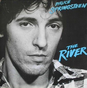 Springsteen: The River album cover