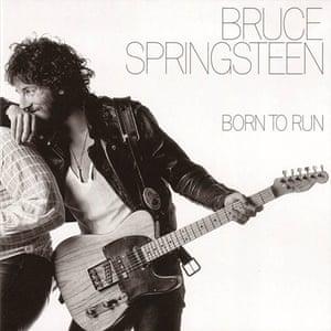 Springsteen: Born to Run album cover