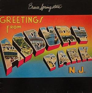 Springsteen: Greetings from Asbury Park NJ