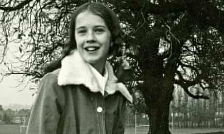 Julie Myerson in 1973