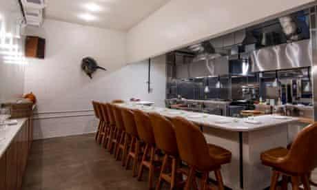 Restaurant: Blanca