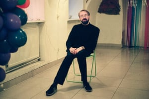 Gay people in Russia: Valery Solaseav
