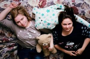 Gay people in Russia: Irina Fedorishcheva, 28, and Svetlana Shompolova, 28