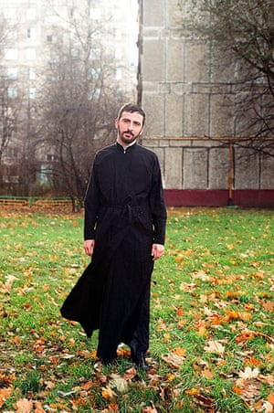 Gay people in Russia: Dmitry Tsarionov