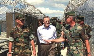 General Michael Lehnert, Donald Rumsfeld