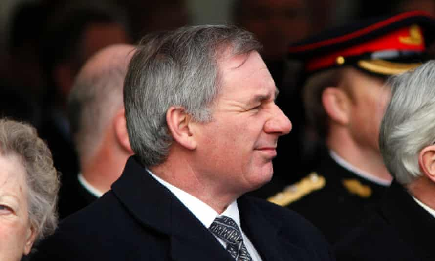 Geoff Hoon is among British political and military figures named in an Iraq war crimes case