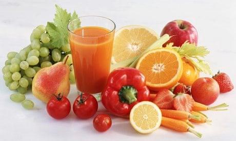 Come identificare sano succo di frutta?