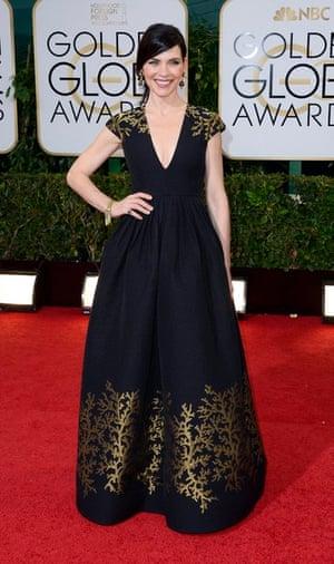 Golden Globes fashion 13: Lena Dunham