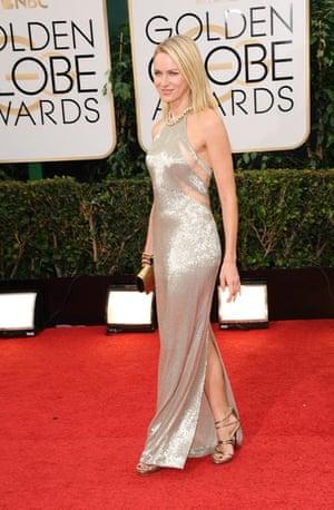 Golden Globes fashion 13: Naomie Watts