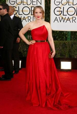 Golden Globes fashion 13: Julie Delpy