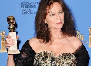 Golden Globes ceremony: 71st Annual Golden Globe Awards Los Angeles, America - 12 Jan 2014