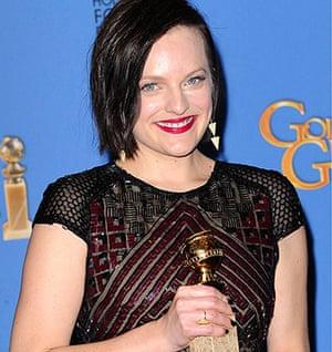 Golden Globes ceremony: 71st Annual Golden Globe Awards, Los Angeles, America - 12 Jan 2014