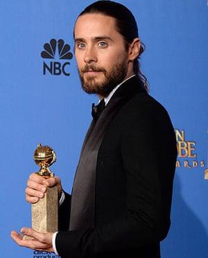 "Golden Globes ceremony: NBC's ""71st Annual Golden Globe Awards"" - Press Room"