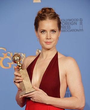 Golden Globes ceremony: 71st Annual Golden Globe Awards - Press Room