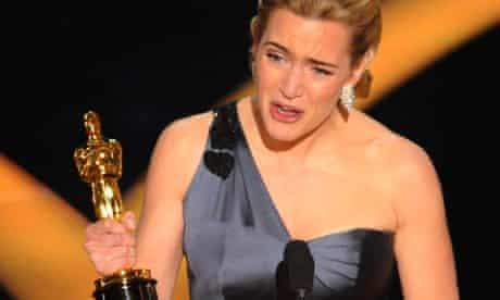 Kate Winslet oscar