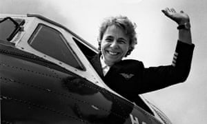 Yvonne Pope Sintes, Britain's first commerical airline captain
