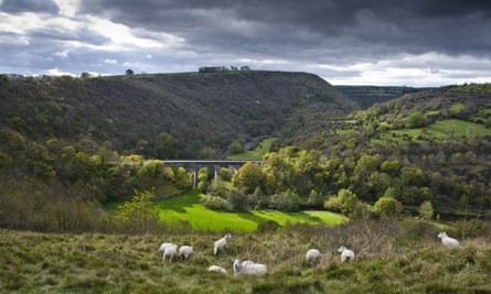 Viaduct over the River Wye