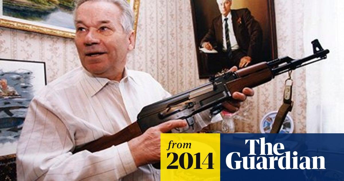 Kalashnikov inventor haunted by unbearable pain of dead millions