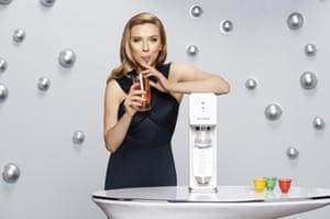 Scarlett Johansson unveiled as SodaStream Global Brand Ambassador - Jan 2014  SodaStream International Ltd.