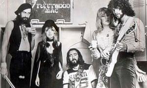 Rock Group Fleetwood Mac.