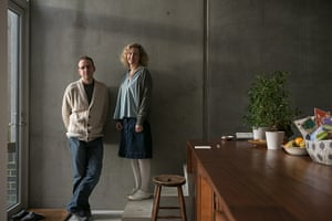 Homes - Concrete house: owners of house made from concrete