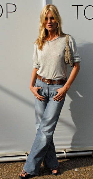 Kate Moss Her Most Stylish Moments Fashion The Guardian