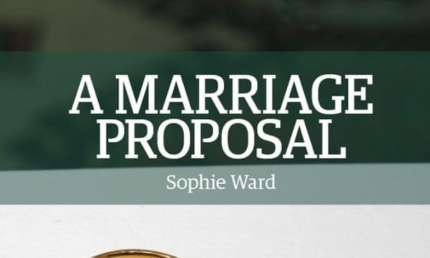 A Marriage Proposal Extract From The Brand New Guardian Short Ebook