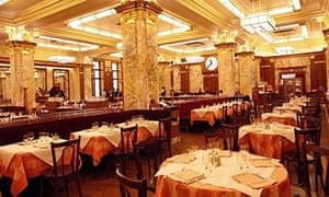 Brasserie Zedel, London