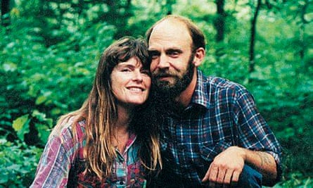 Deborah St Germain with her fifth husband and killer, Ray