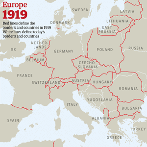 First world war: 15 legacies still with us today | World ...