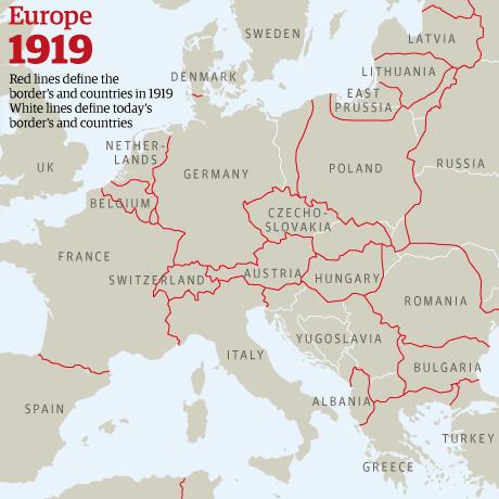 First world war: 15 legacies still with us today   World