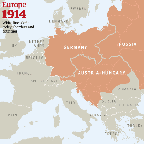 First world war: 15 legacies still with us today | World news | The ...