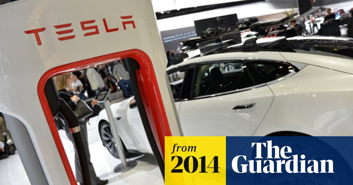 Tesla Hands Over The Keys To Its Electric Car Technology