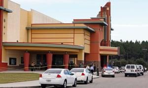 Tampa movie theatre
