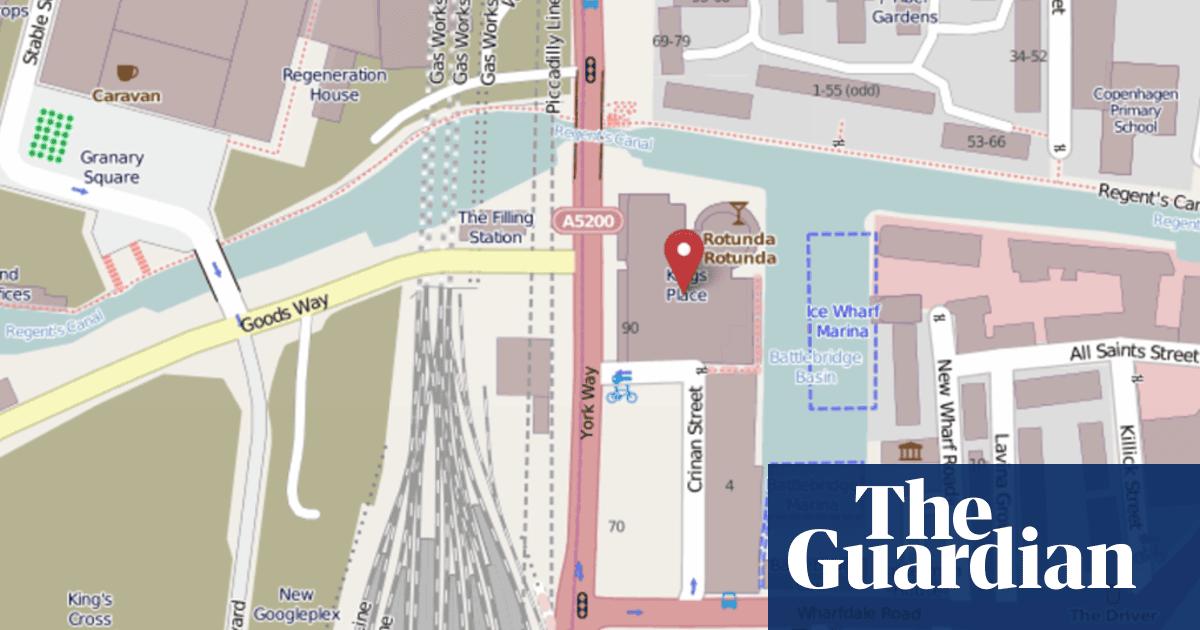 Street map open