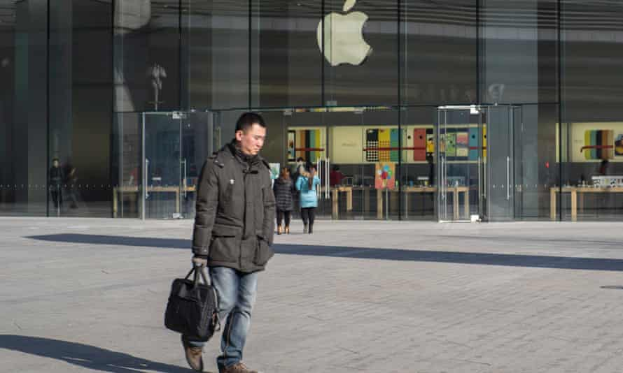 Apple's iPhone 5S and 5C will officially go on sale on China Mobile, the world's largest carrier, on Friday. It already has 1.2m pre-orders.