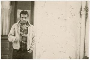 Burroughs: William S. Burroughs, Jack Kerouac, Tangier, 1957