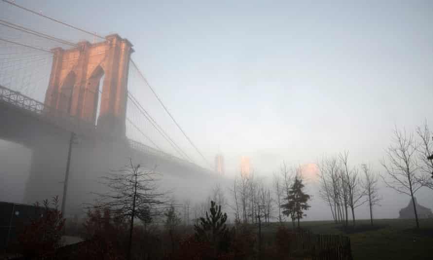 new york fog