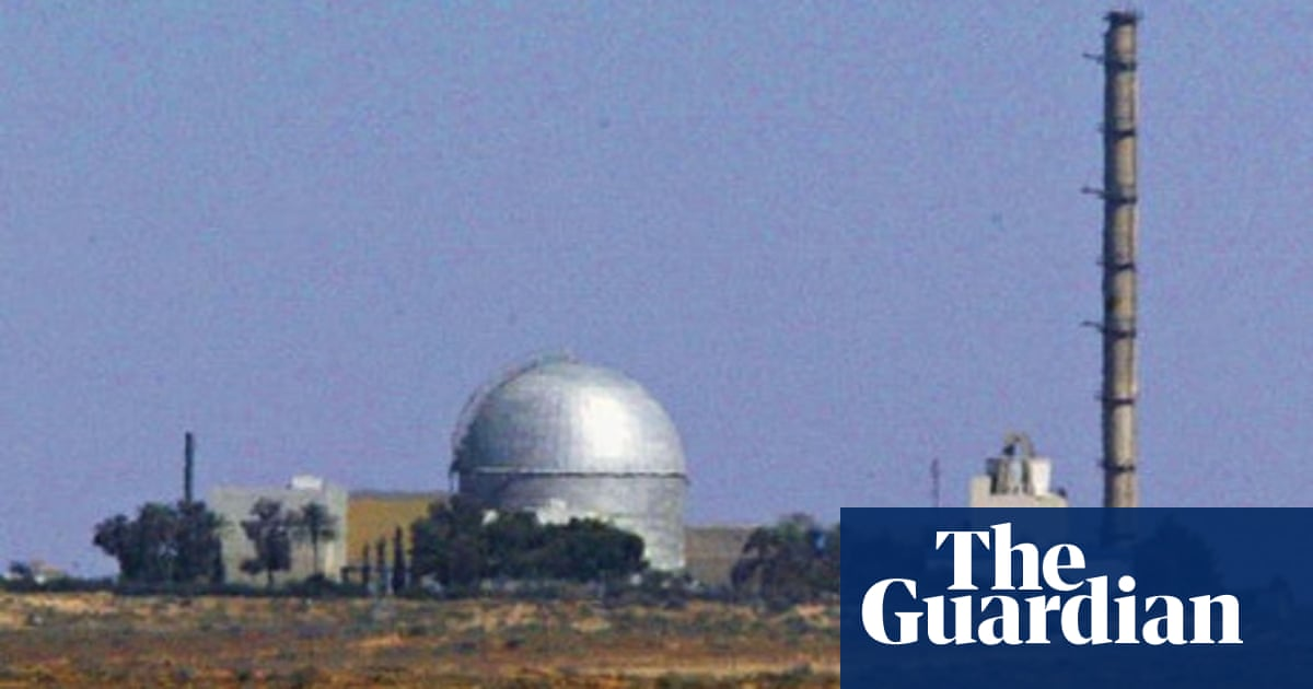 The truth about Israel's secret nuclear arsenal | World news | The