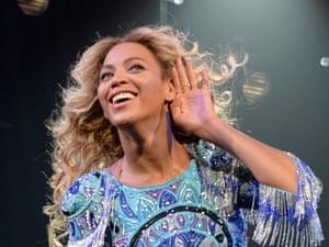 Beyonce women equality