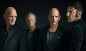 Tord Gustavsen Quartet: Extended Circles – review | Music | The Guardian